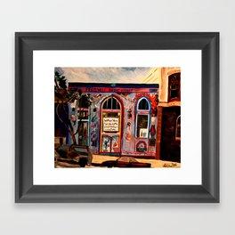 Positively Haight Street  Framed Art Print