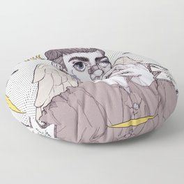 paranoia Floor Pillow