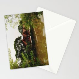 Bamboo Curtain Stationery Cards