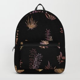 Autumn Garden at Night Backpack