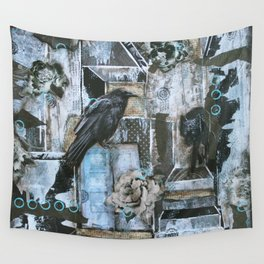 You Can Run Wall Tapestry
