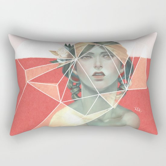 Carried Away 02 Rectangular Pillow
