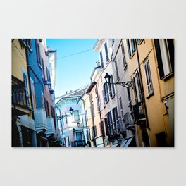italian city Canvas Print