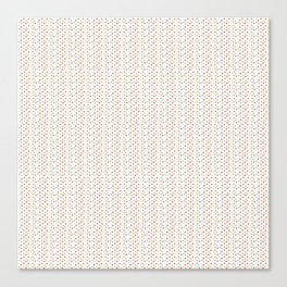 Color Dots Canvas Print