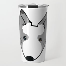 Jetpack the Dog Travel Mug