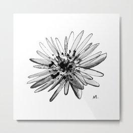 Daisy Two Metal Print