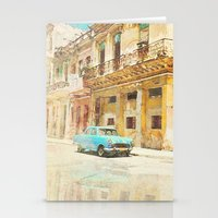rio Stationery Cards featuring RIO by Nechifor Ionut