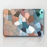 mosaic iPad Cases featuring mosaic  by  Agostino Lo Coco