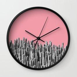 Cacti 02 Wall Clock