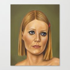 Margo Tennenbaum Canvas Print