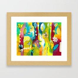 Helena Framed Art Print