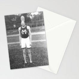 Athletic Peanut. 1935. Stationery Cards
