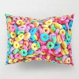 Froot Loops Pillow Sham