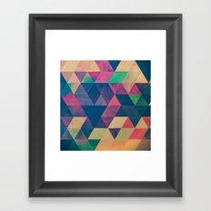 stykk Framed Art Print