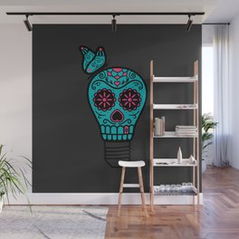 Noche de los Muertos Wall Mural