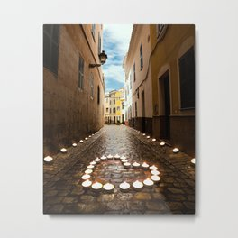 Alley of love Metal Print