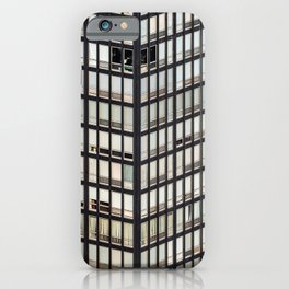 860-880 Lake Shore Drive designed by Mies van der Rohe iPhone Case