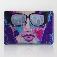 sunglasses iPad Cases featuring Sunglasses by Wendistry