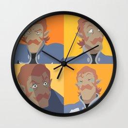 Coran x4 - Voltron Legendary Defender Wall Clock