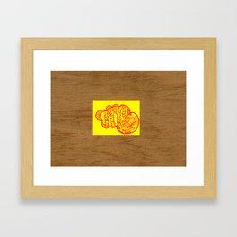 My Window Framed Art Print