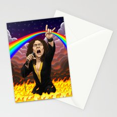 Ronnie James Dio Stationery Cards