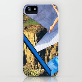 Ready. Set. Incoherent. iPhone Case