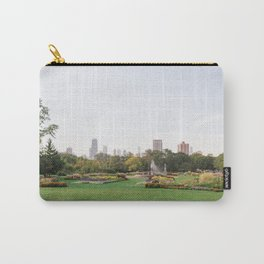 Lincoln Park Landscape - Chicago Photography Carry-All Pouch