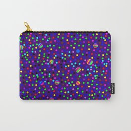Colorful Rain 14 Carry-All Pouch