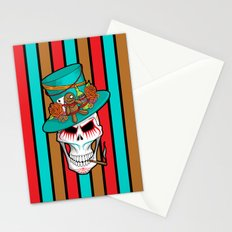 Day of the Dead Voodoo Lord Stationery Cards