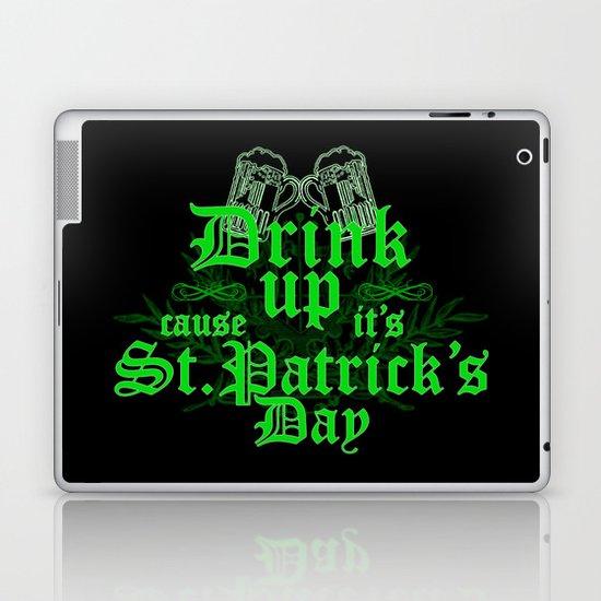 Drink Up Laptop & iPad Skin