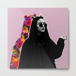 Dream Girl Metal Print