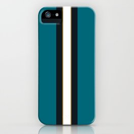 Jacksonville Football iPhone Case