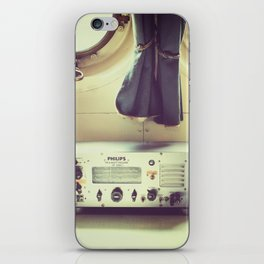 Old Naval Ship iPhone Skin