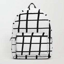 Hand Grid Large Backpack