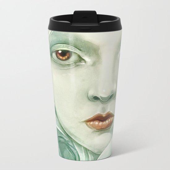 Koi Metal Travel Mug