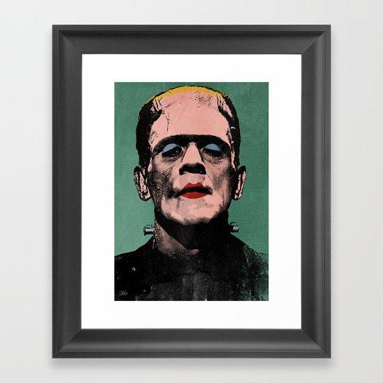 The Fabulous Frankenstein's Monster by sbsiceland