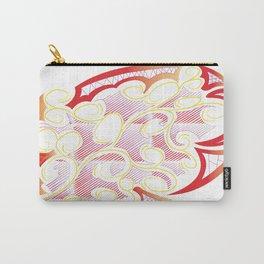 flor de hawai Carry-All Pouch