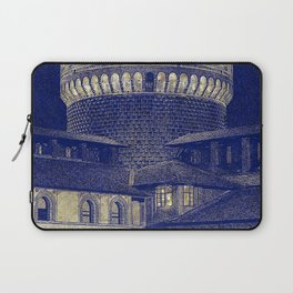 The Castle #1 Laptop Sleeve
