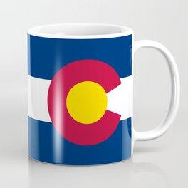 Colorado state flag (High Def file) Coffee Mug