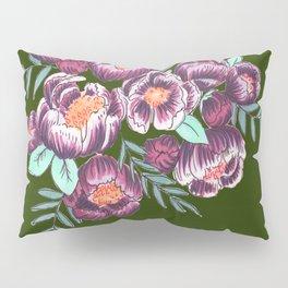 Jungle Flowers Pillow Sham