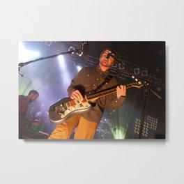 Brand New - Jesse Lacey 6 Metal Print