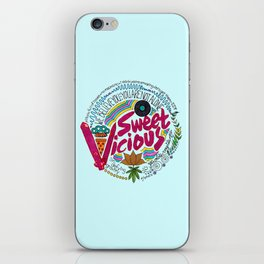 Sweet/Vicious iPhone Skin