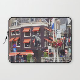 Bright Colors of Amsterdam Laptop Sleeve