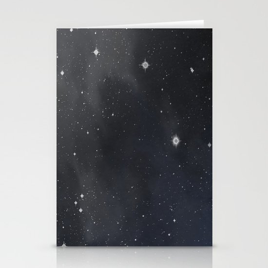 Sweet stars Stationery Cards