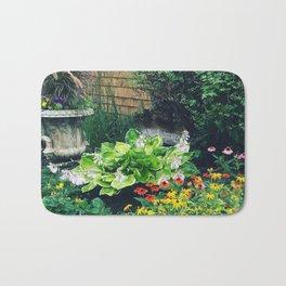 Margaret's Fall Garden Bath Mat