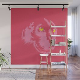 Pink Panther Wall Mural