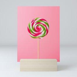 Pink Lolipop Mini Art Print
