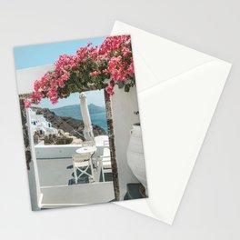 Santorini Mamma Mia Stationery Cards