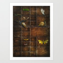 The Incomplete Collection Art Print