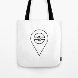 PokéPin Tote Bag